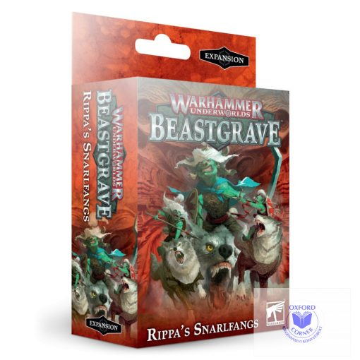 Beastgrave Rippa's Snarlfangs