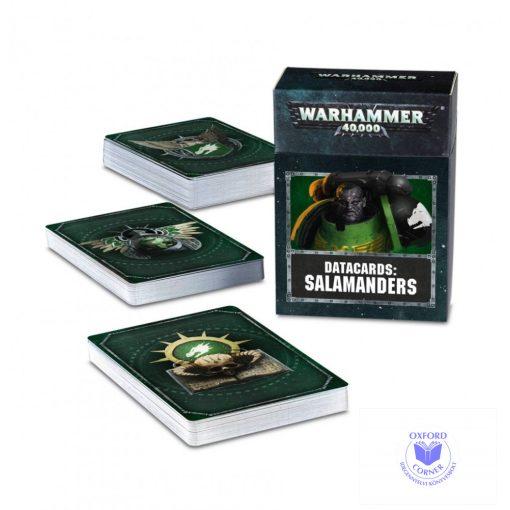 Datacards: Salamanders