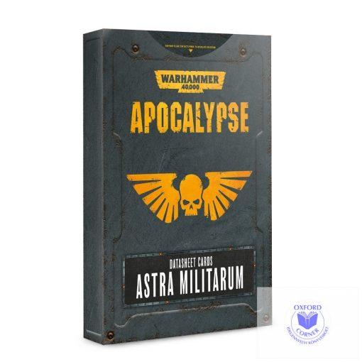 Apocalypse Datasheet Cards: Astra Militarum