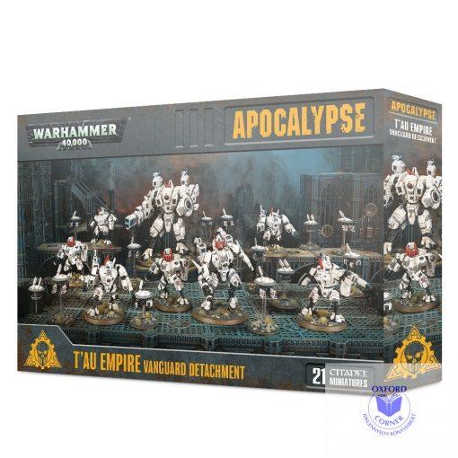 T'au Empire Vanguard Detachment