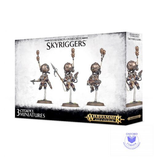 Kharadron Overlords: Skyriggers