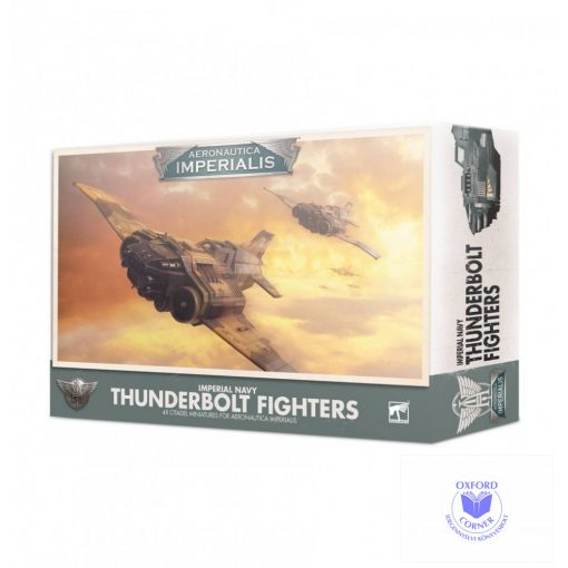 Imperial Navy Thunderbolt Fighters