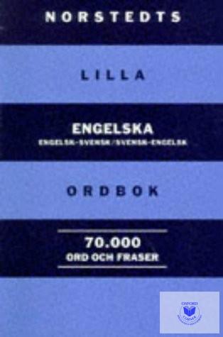 Vincent Petti, Kerstin Petti: Lilla Engelska Engelsk-Svensk/Svensk-Engelsk angol-svéd
