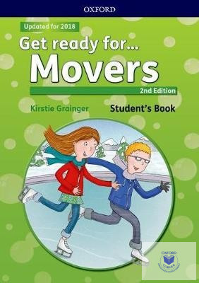 Get ready for Movers Student's Book with downloadable audio Second Edition