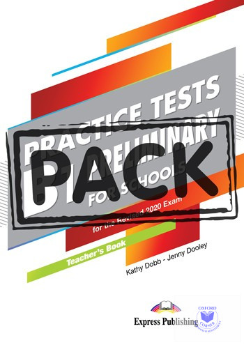B1 Preliminary For Schools Practice Tests Teacher'S Book With Digibooks App. (International)