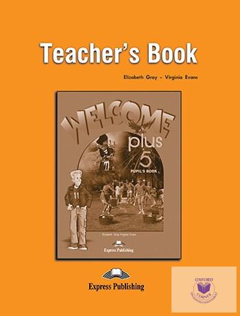 Welcome Plus 5 Teacher'S Book