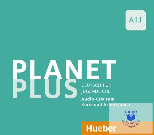Planet Plus A1/1 2 Cds Zum Kurzbuch