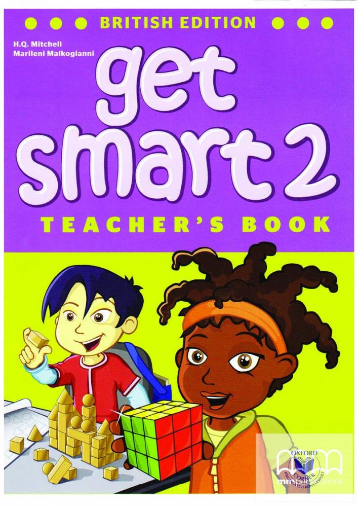 H.Q. Mitchell, Marileni Malkogianni: Get Smart 2 Teacher's Book