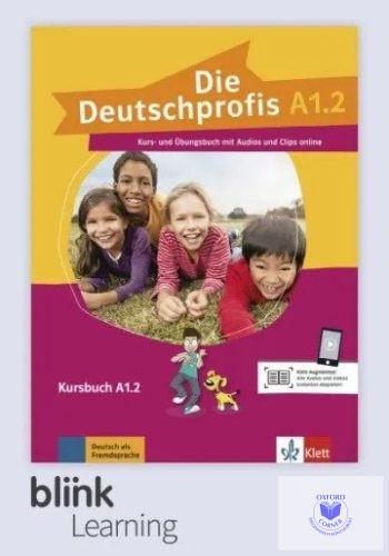 Die Deutschprofis Kursbuch A1.2 ? Digitale Ausgabe mit LMS (Tanulói verzió)